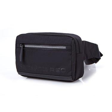 RUON 웨이스트백 BLACK GS709004