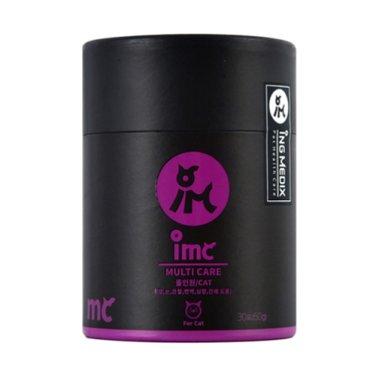 [갤럭시펫] IMC 아이엠씨 멀티케어 종합영양제 고양이용 30포