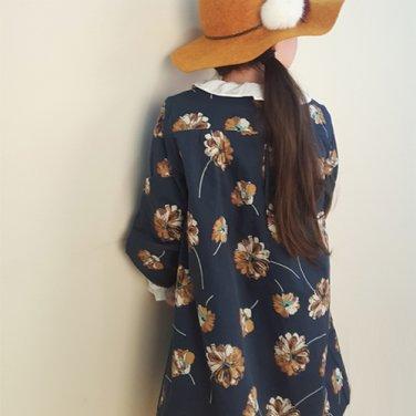셔링 드레스(FF17DR02_NY)