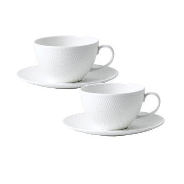 지오 커피잔 2인조