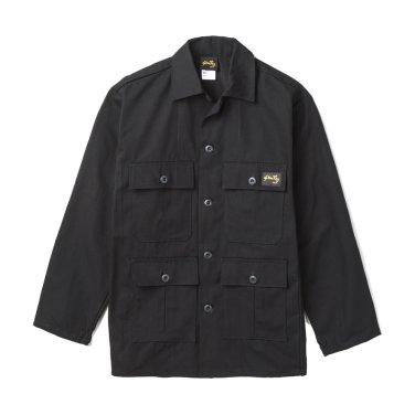 Stan Ray Tropical Jacket 1979J Black Ripstop