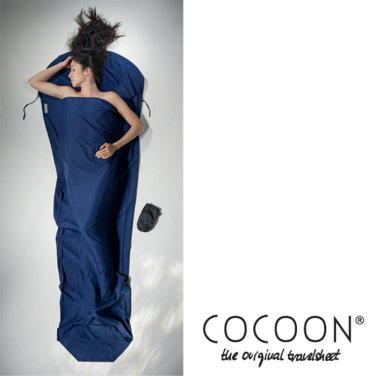 [COCOON] 코쿤 여행용 초경량 마이크로화이버 머미라이너 블루(MFM85)