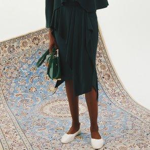 Curtain Skirt (JC18FWSK06)