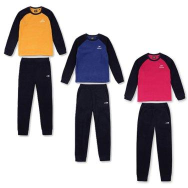 LOUNGE (라운지) 키즈 플리스 SET 1+1 / 트레이닝복,아동 (JMU16281)