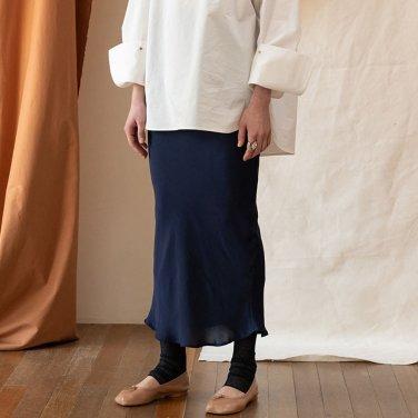 Salang Skirt [Navy] (JC19SSSK25_NV)