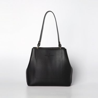 valley cross bag (black) - D1011BK