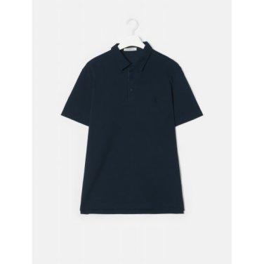 네이비 에어 피케 칼라 티셔츠 (BC9342A28R)