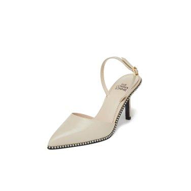 [슈콤마보니] Swan sling back(beige)_DG2DX19011BEE