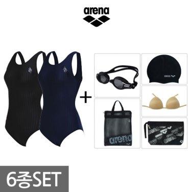 여성 원피스 수영복세트 AVSPL61BBF