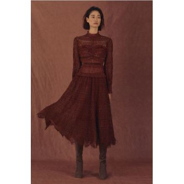 Glamore Dress(FA18MFOP006)