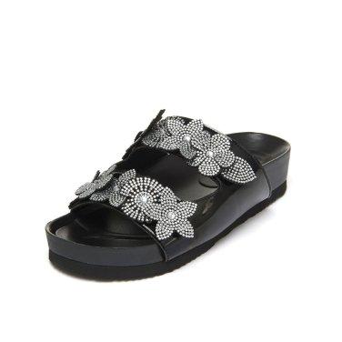 Minimarch sandal(black&white) DG2AM19018BWX / 블랙