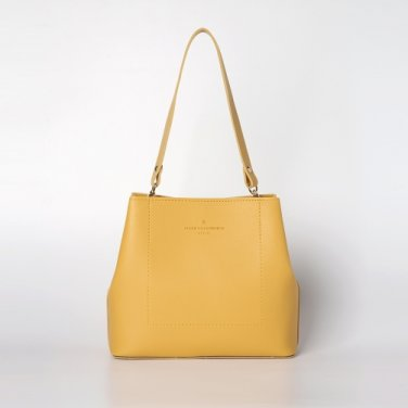 valley cross bag (mustard) - D1011MU