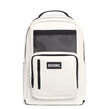 PRIME BACKPACK / LEATHER IVORY