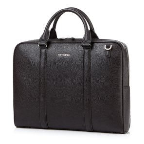 DILON BRIEFCASE DARK BROWN DI713001