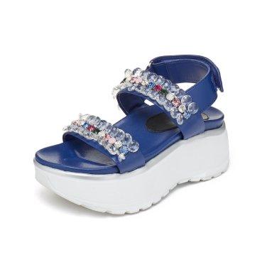 [송혜교슈즈]Twinkle sandal(blue) DG2AM19014BLU / 블루