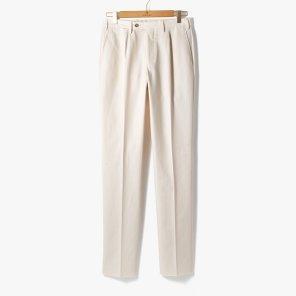 [TBRM]CLASSIC COTTON PANTS WHITE/TB92M30002A00