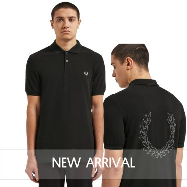 [S/S상품]로렐 리스 피케 셔츠Laurel Wreath Pique Shirt(102)AFPM1936509