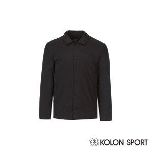 남성 셔츠형 패딩 자켓 JWJJS19421BLK_INW