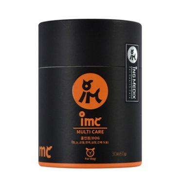 [갤럭시펫] IMC 아이엠씨 멀티케어 종합영양제 강아지용 30포