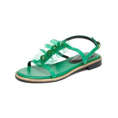 Blooming sandal(green) DG2AM19008GRN / 그린