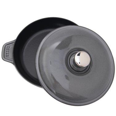 원형 핫 플레이트 20cm 그레이(ST3320)