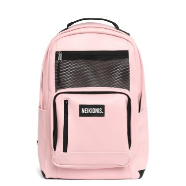 PRIME BACKPACK / LEATHER PINK