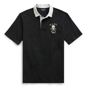 폴로 랄프 로렌 클래식 핏 코튼 럭비 셔츠(MNPOKNI1N810376B10)
