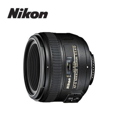 AF-S NIKKOR 50mm f/1.4G 렌즈