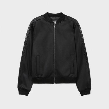 봄버 재킷 (DW1J1WJM012W)