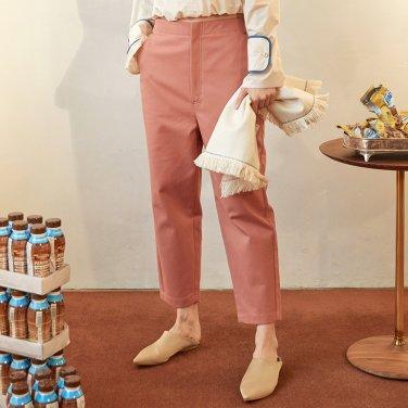 Macaron Chino Pants_Rust Pink (JC19FWPT20RP)