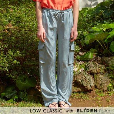 [로우클래식] 19 SUMMER LOCLE _ snap track pants blue (Z3LCI5PT105)