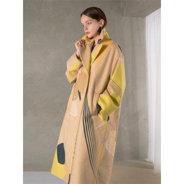 [누팍]Domenica Wool Coat