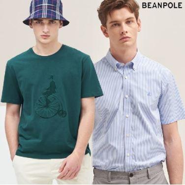 [빈폴]19S/S신상! 봄봄한 셔츠와 여름여름한 티셔츠+10% 추가쿠폰혜택
