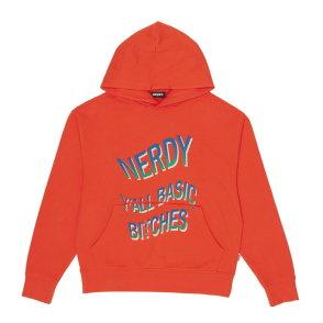 남녀공용 Y all Basic Pullover Hoodie (PNES19KT0206)