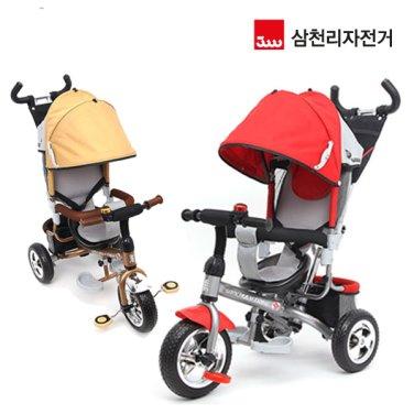 ★리퍼상품기획전★ 한정수량 특가! 베베몽 유모차형 세발자전거