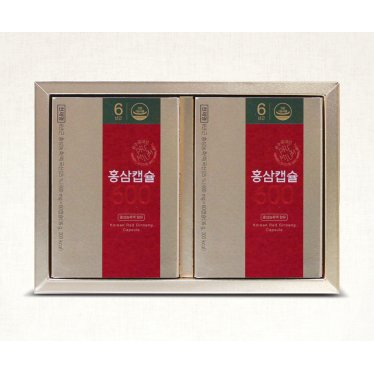 [천제명]홍삼캡슐120캡슐