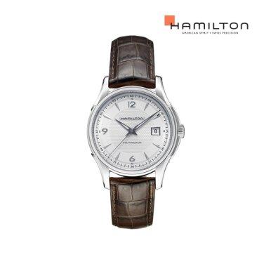 H32515555 재즈마스터 뷰매틱 40mm 실버 남성 시계