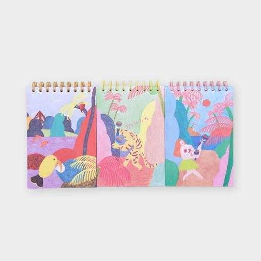 [세트상품] Day and Night Sketchbook SET