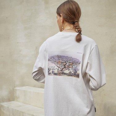 커프 롱슬리브 티셔츠 (OBFTS004AWHL)