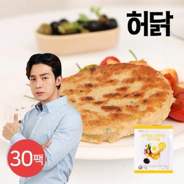 프리미엄 닭가슴살 스테이크 오리지널 100g 30팩