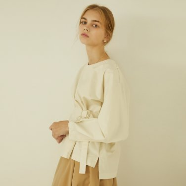 P Belted Blouse_CR