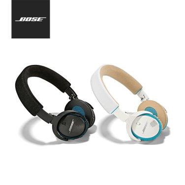 보스 SoundLink On-ear Bluetooth headphones
