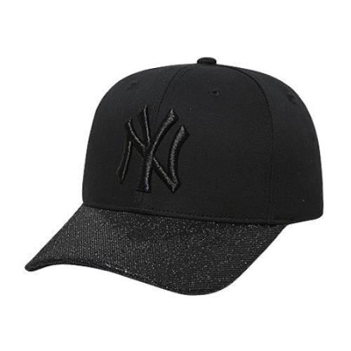 남녀공용 뉴욕양키즈 반짝이 챙 야구모자 (32CP82711-50L)