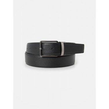 리버시블 비조 벨트 - Black (BE0182M035)