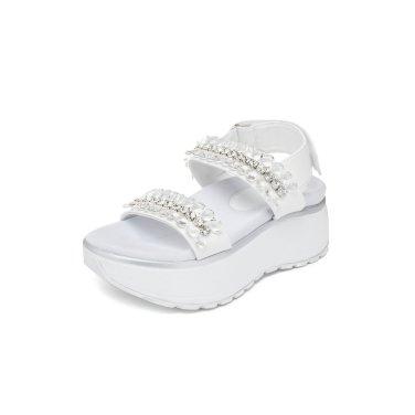 [송혜교슈즈]Twinkle sandal(white) DG2AM19014WHT
