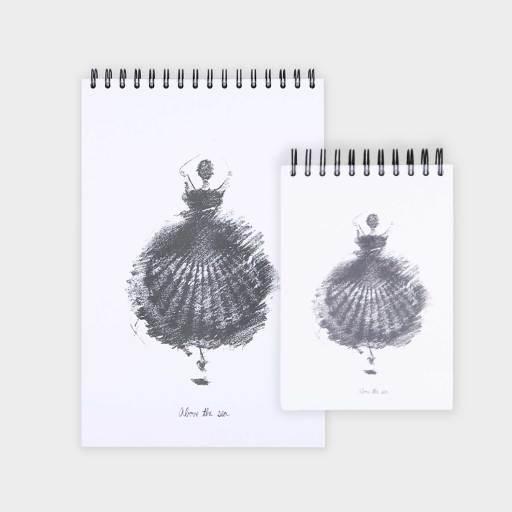 [세트상품] Above the Sea Sketchbook SET