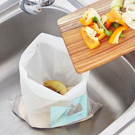 통째로 버리는 친환경 음식물 쓰레기 봉투 3종택1