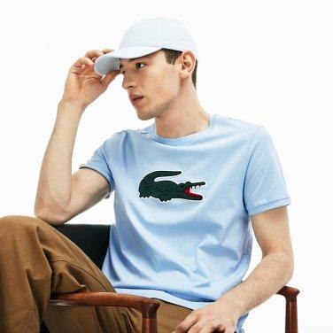 (남성) 빅크록 라운드 반팔 티셔츠(TH7085-19B_G5J)