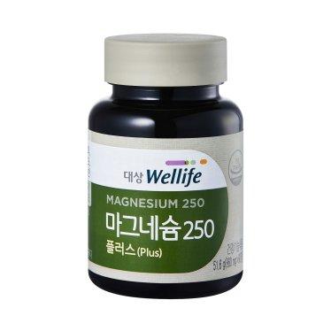 비타민 프렌즈 마그네슘 250 플러스 (60정)