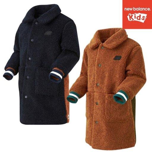 덤블플리스 코트형 자켓/아동점퍼/NK9D94404U